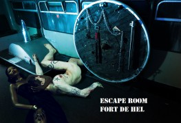 Escape-room-fort-de-hel-dubbeldekker