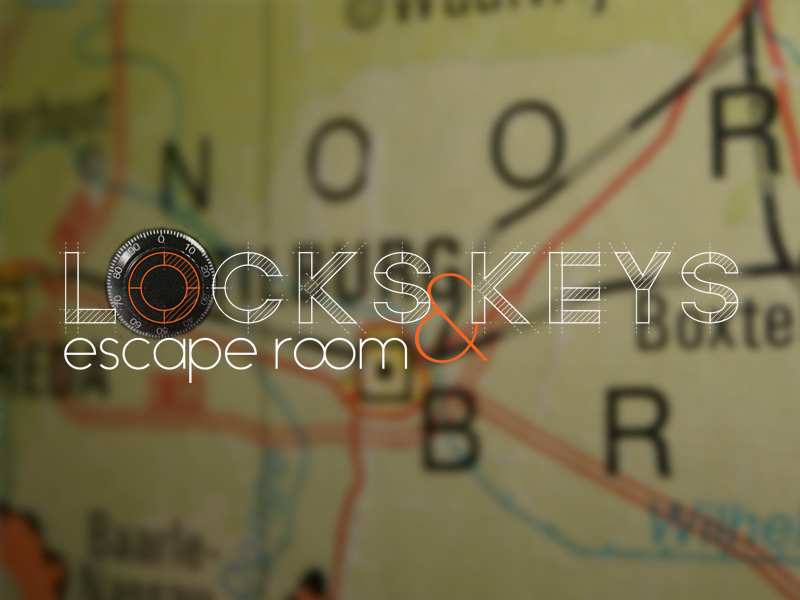 Escape Room Locks And Keys