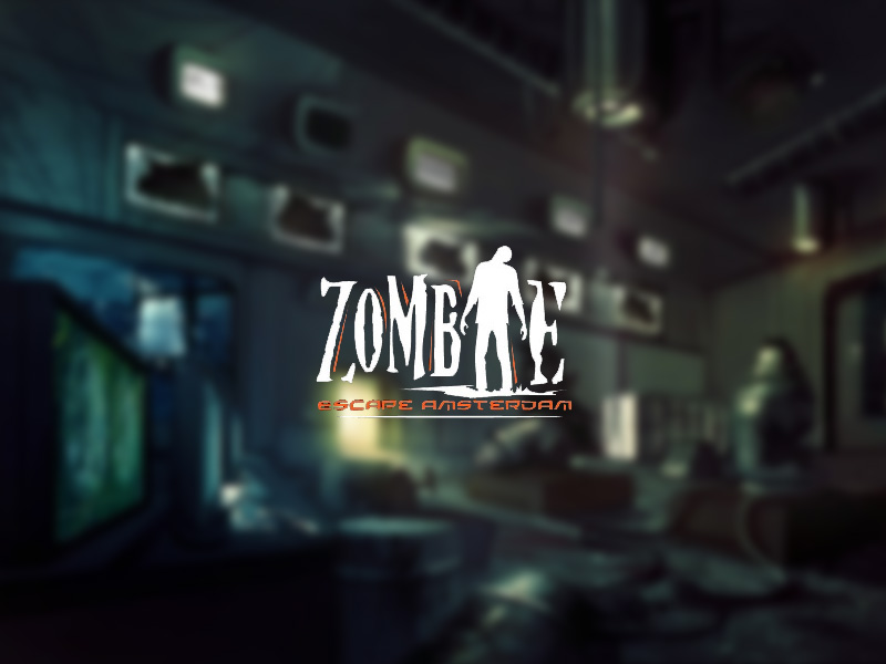 Escape Room Zombie Challenge Students