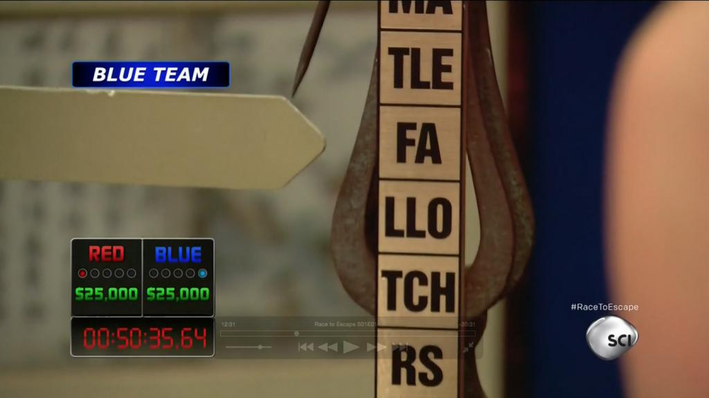 race-to-escape-blue-team-scale