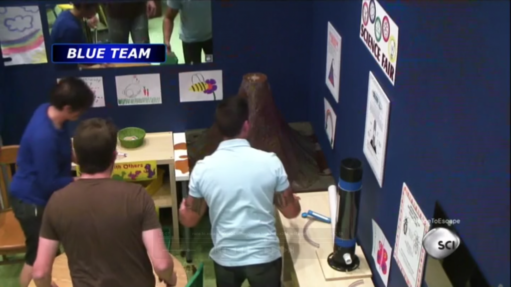 escape-room-race-to-escape-e4-schoolrock-science-fair