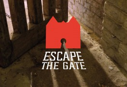 Escape The Gate - De verlaten cel