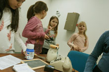 Escape Room Pico plan voor kinderen