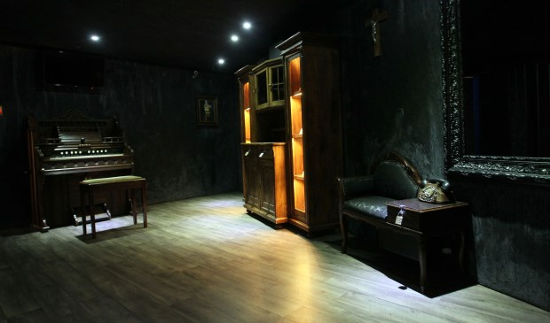 Escape Room Dracula Oss