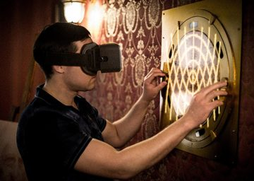 Virtual Reality escape room Utrecht