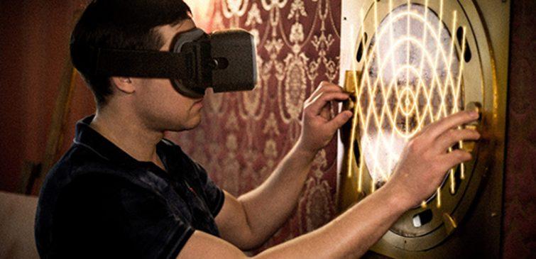 Virtual Reality escape room Utrecht