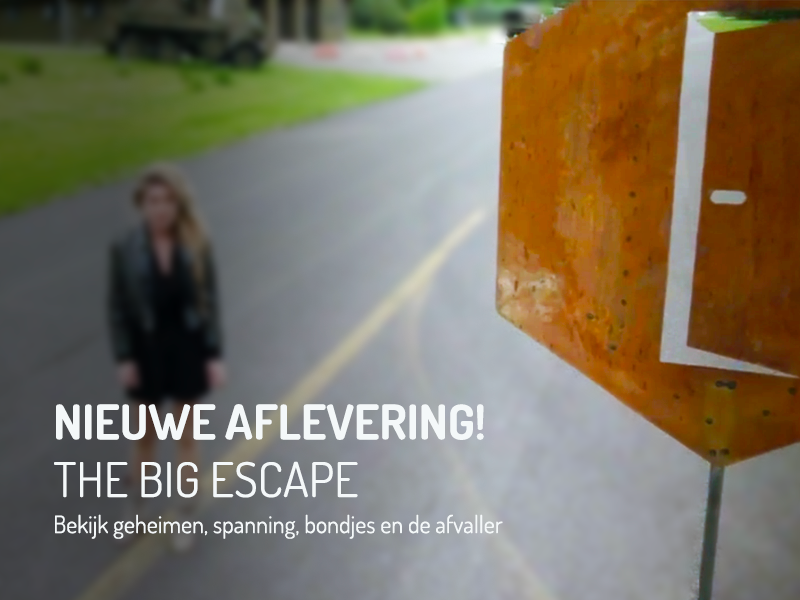 intro the big escape aflevering 2