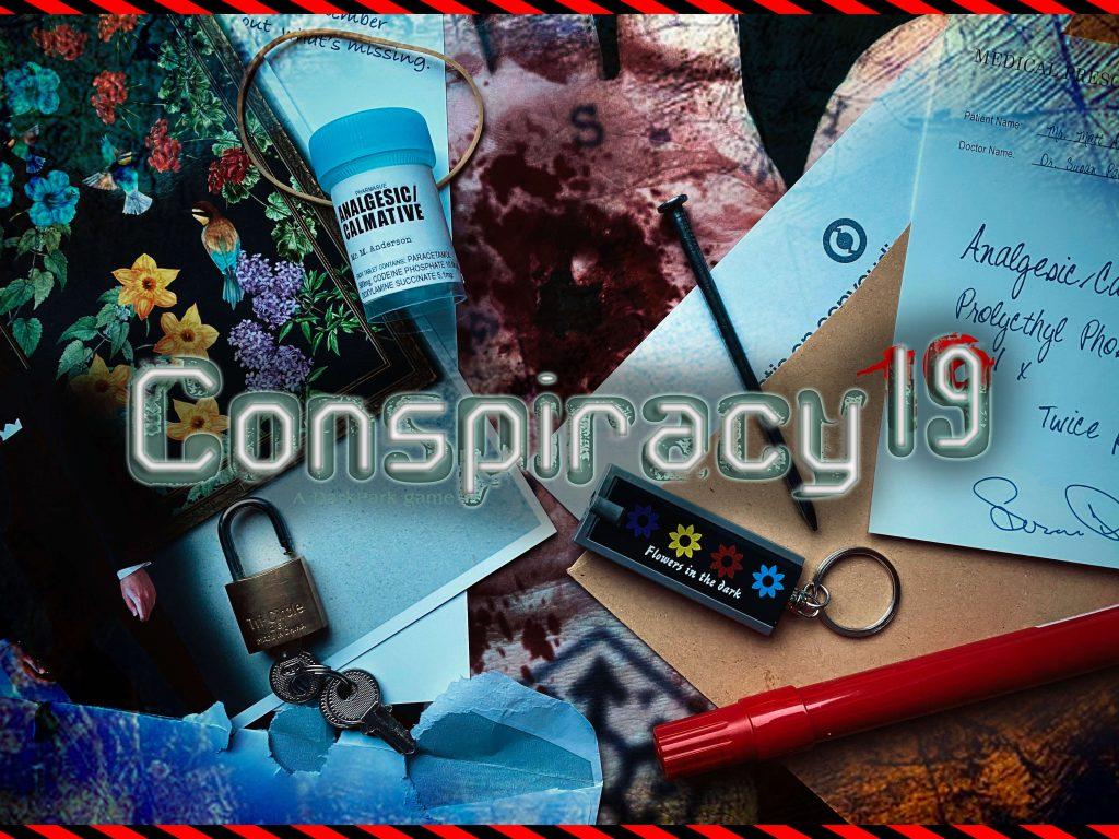 CONSPIRACY-19: Een nieuwe DarkPark experience. Voor thuis ...